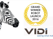 ViDi Systems wins the Robot Launch 2016 competition