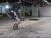 Boston Dynamics' newest robot: Introducing Handle