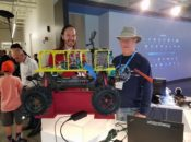Silicon Valley Robot Block Party attracts over 1000 attendees