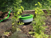 Tertill: A weed whacking robot to patrol your garden