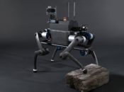 ANYmal: A Ruggedized Quadrupedal Robot