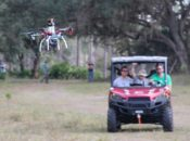 Programming drones to fly in the face of uncertainty